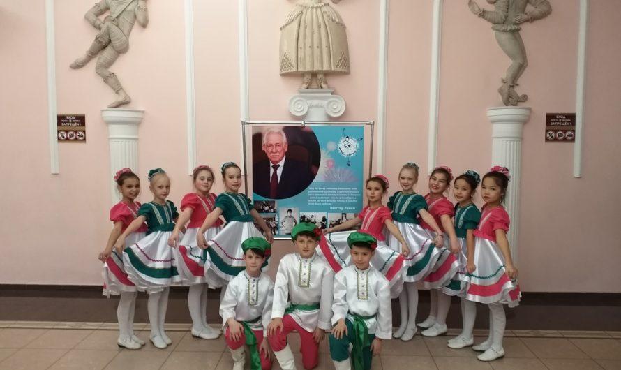 Ансамбль «Весна» третий на конкурсе памяти В.В. Ренёва