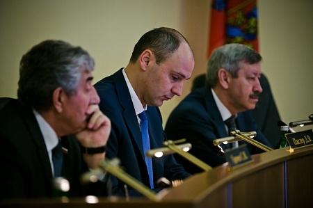 Работа Совета по стратегическому развитию и региональным проектам