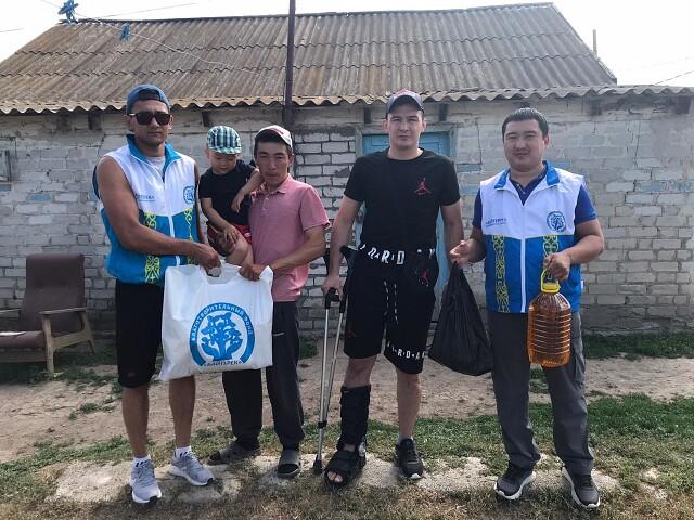 В непростое время пандемии коронавирусной инфекции в Оренбургской области работают сразу несколько благотворительных проектов, призванных помочь нуждающимся