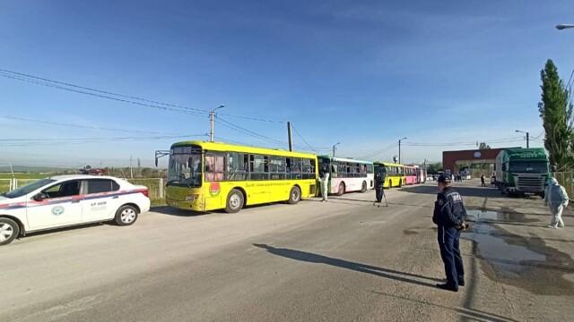 Для мигрантов открыли очередной «зеленый коридор» из России через Казахстан на родину