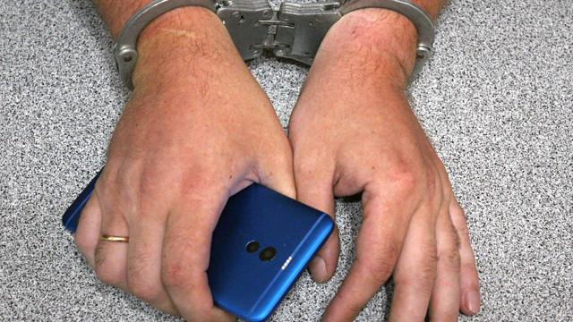 Первомайскими полицейскими по горячим следам задержан молодой человек, который подозревается в краже телефона у матери своего друга