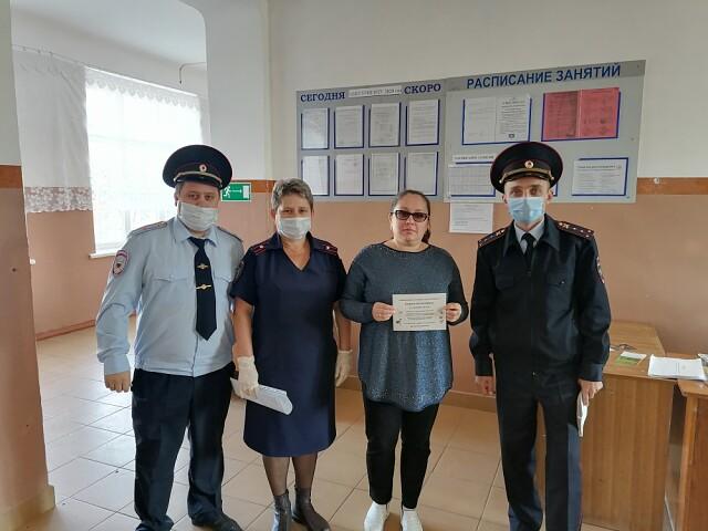 Первомайские полицейские совместно с общественниками приняли активное участие в акции «День профилактики дистанционных хищений»