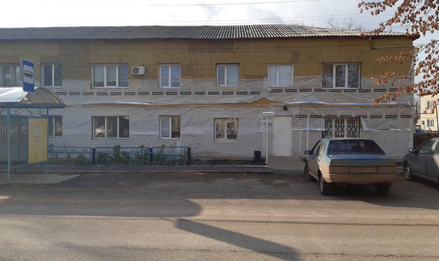 Жители двухэтажек затеяли ремонт