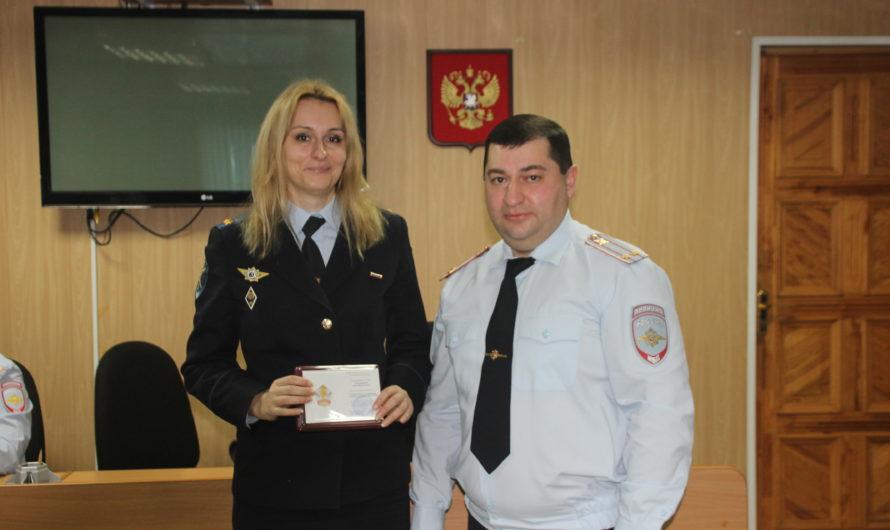 Первомайские полицейские подвели итоги работы за 2020 год