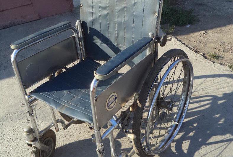 В Первомайском районе сотрудниками полиции раскрыта кража инвалидной коляски