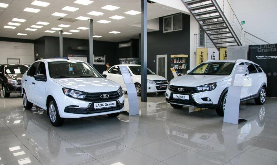 Россияне активно покупают автомобили с помощью господдержки