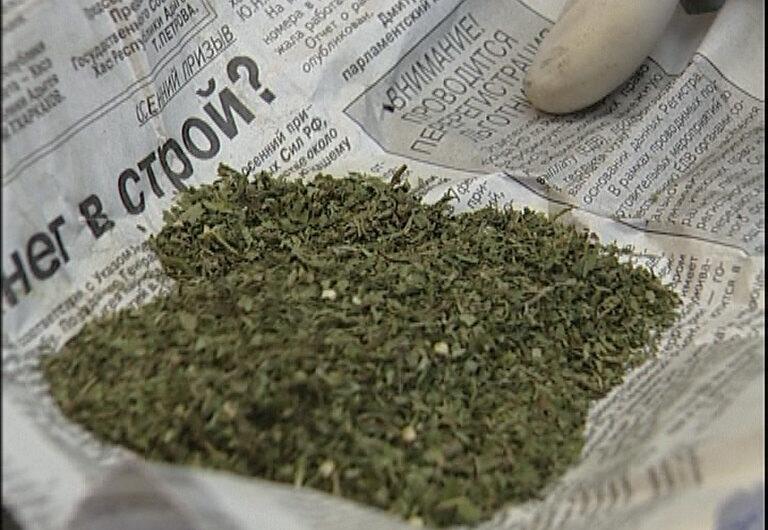 Первомайскими полицейскими направлено в суд уголовное дело по факту незаконного хранения марихуаны в крупных размерах