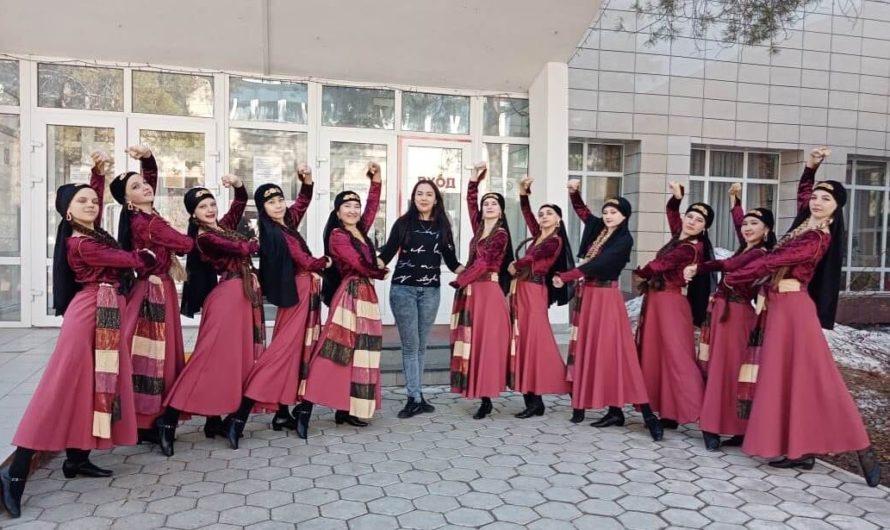 Танцоры ДШИ — обладатели Гран-при
