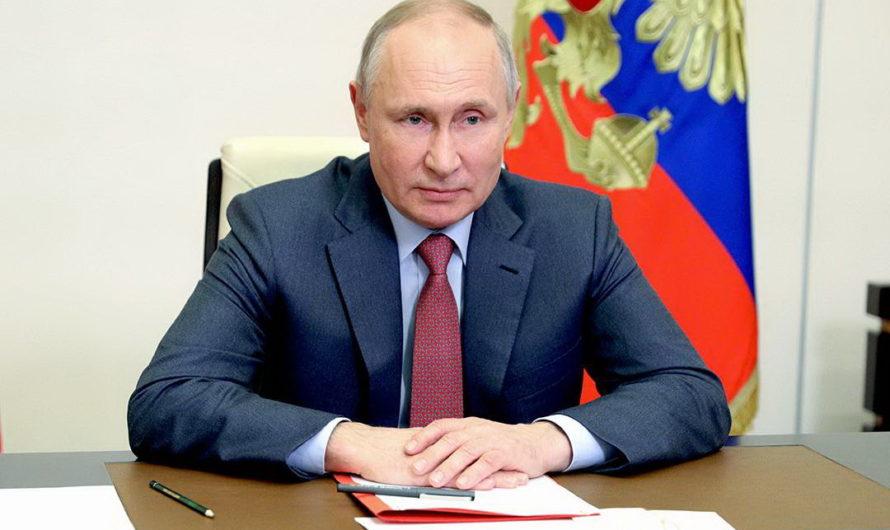 Предложения «Единой России» к посланию Федеральному собранию поддержаны Владимиром Путиным
