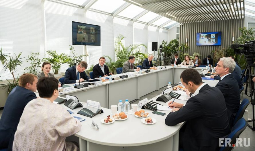 В «Единой России» рассказали о новых мерах поддержки малого и среднего предпринимательства