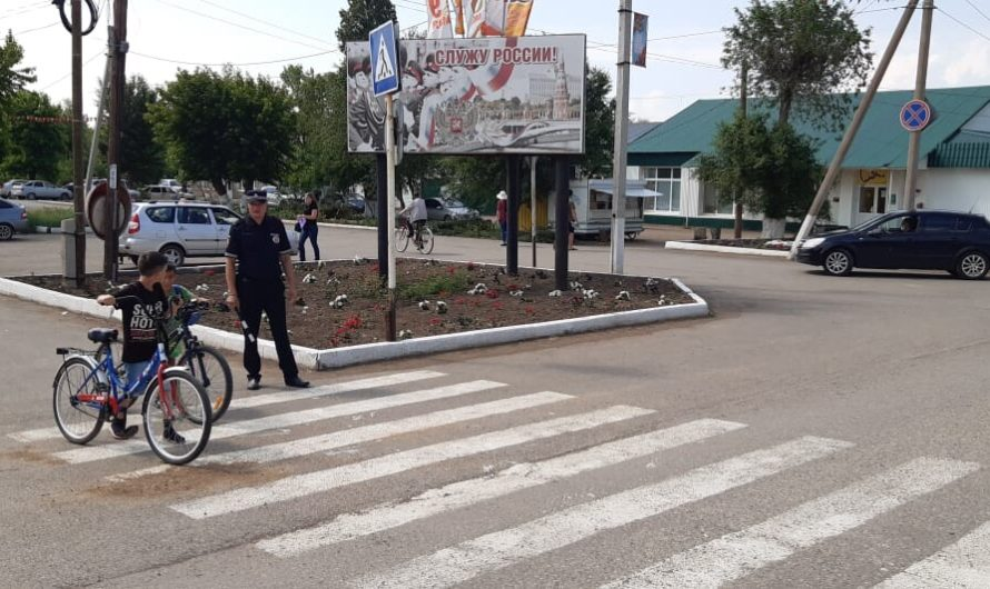 В рамках празднования Международного дня защиты детей Первомайские полицейские провели профилактические мероприятия, направленные на недопущение детьми школьного возраста нарушений Правил дорожного движения