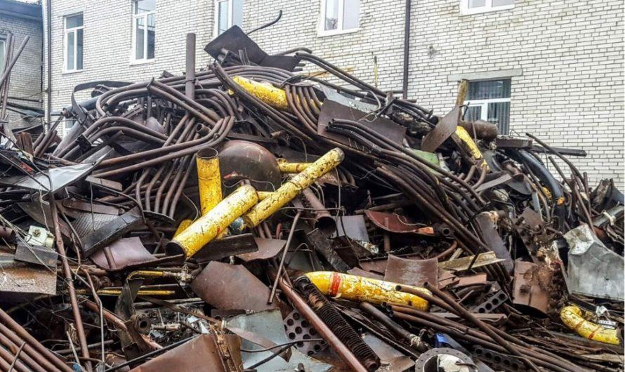 Сотрудниками полиции задержан житель Первомайского района, который похитил и сдал на металлолом 12 опорных стоек