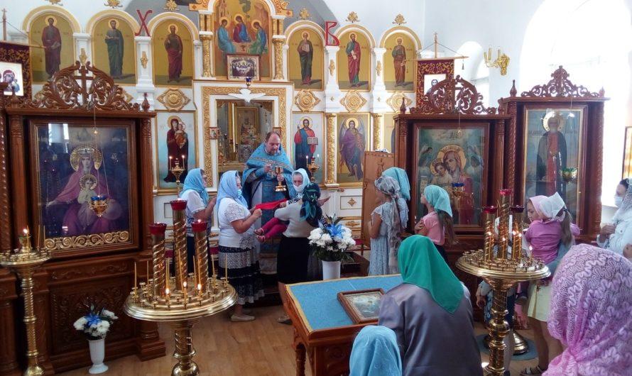 28 августа православные христиане отметили праздник Успения Пресвятой Богородицы