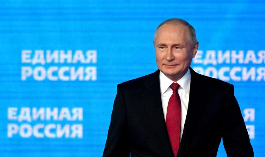 Владимир Путин подписал указ о выплате пенсионерам по 10 тысяч рублей