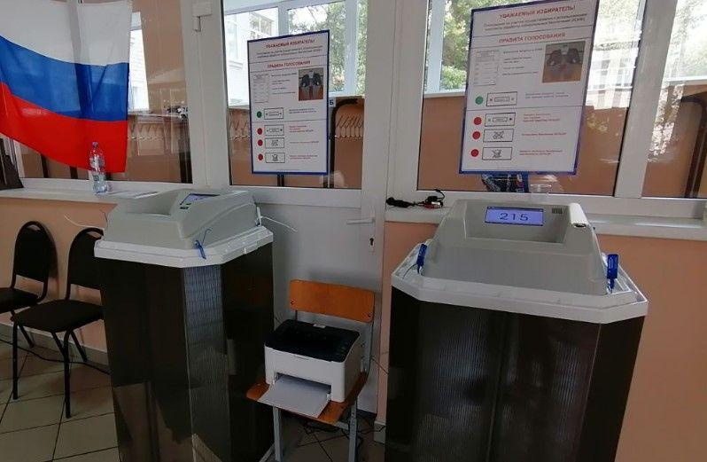 Предварительные итоги выборов в Оренбургской области