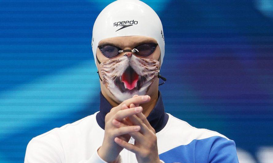 Евгений Рылов рассказал о маске «Кусь», жизни на Олимпиаде и сходстве плавания с рубкой дров