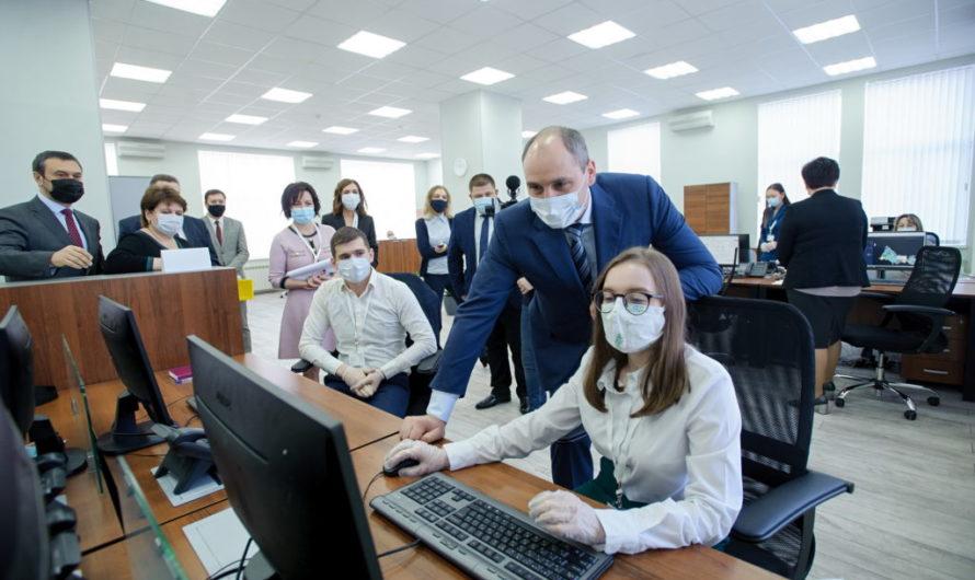 Центр управления регионом: за неделю отработано более 700 вопросов от оренбуржцев